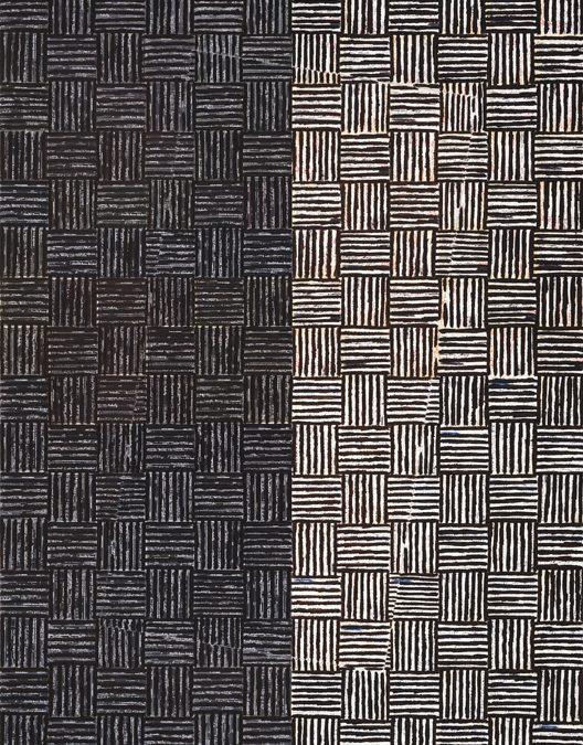 DNA; Black Painting II